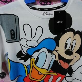 Disney - 超高性能TシャツLサイズ