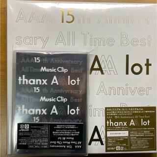 トリプルエー(AAA)のAAA 15th Anniversary All Time Best Thanx(ミュージック)
