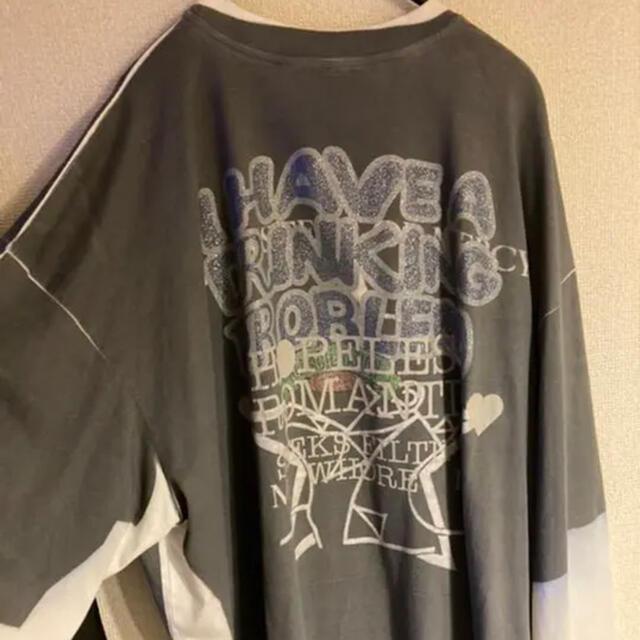 Balenciaga(バレンシアガ)のVETEMENTS ロンT 登坂広臣着用 メンズのトップス(Tシャツ/カットソー(七分/長袖))の商品写真