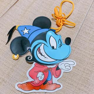ディズニー(Disney)のディズニー TDS ミッキー ジーニー ファンタジア パスケース(キャラクターグッズ)