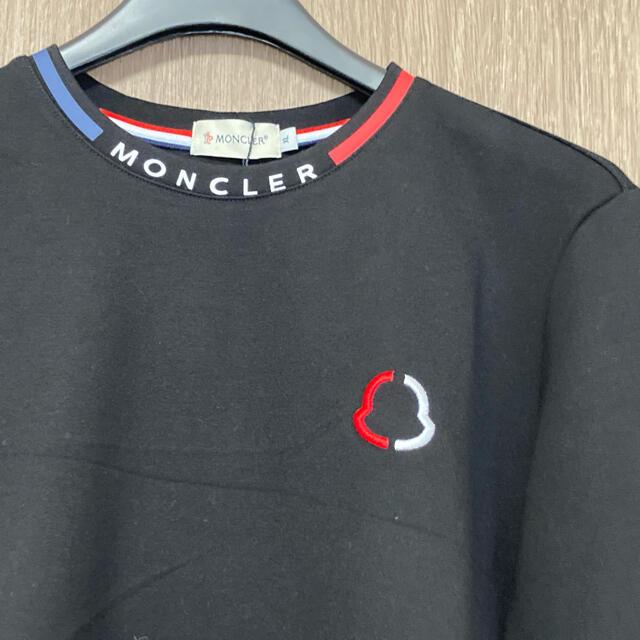 MONCLER(モンクレール)のMoncler★2020SS★胸ワッペン★スウェットシャツ XL メンズのトップス(スウェット)の商品写真