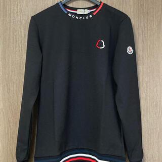 MONCLER - Moncler★2020SS★胸ワッペン★スウェットシャツ XL