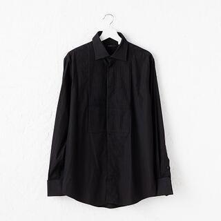 Gucci - グッチ シャツ ボタン 長袖 ブラックM