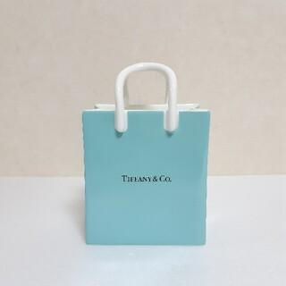 Tiffany & Co. - ティファニー ショッピング バッグ オーナメント (難あり)
