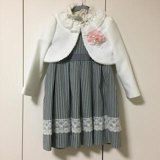 クミキョク(kumikyoku(組曲))の入学式 フォーマル 120(ドレス/フォーマル)