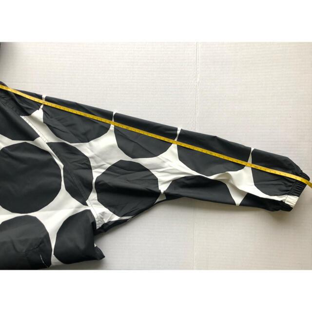 marimekko(マリメッコ)のMarimekko x UNIQLO★マリメッコ★サイズS★ポケッタブルパーカー レディースのジャケット/アウター(ナイロンジャケット)の商品写真