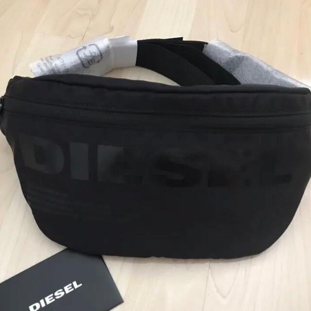 DIESEL(ディーゼル)の新品!ディーゼル ボディバッグ ベルトバッグ ウエストバッグ メンズのバッグ(ボディーバッグ)の商品写真
