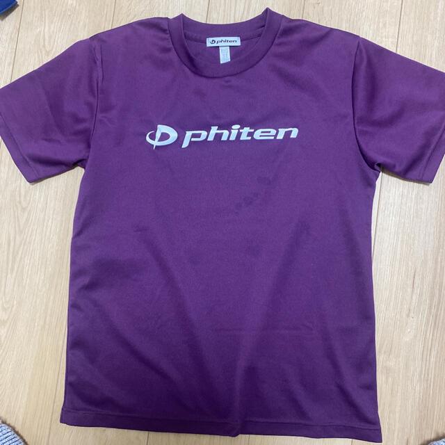 ファイテン Tシャツ M スポーツ/アウトドアのスポーツ/アウトドア その他(バレーボール)の商品写真