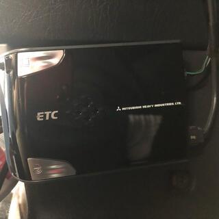 ミツビシ(三菱)のETC車載器(ETC)