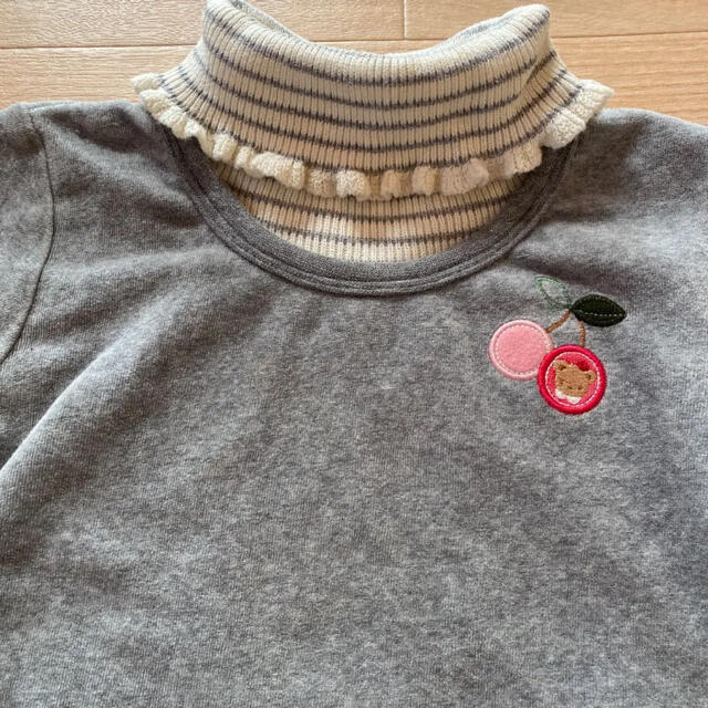 familiar(ファミリア)のファミリア キッズ/ベビー/マタニティのキッズ服女の子用(90cm~)(Tシャツ/カットソー)の商品写真