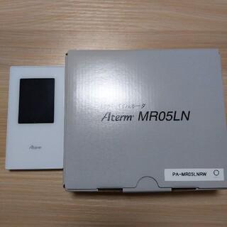 NEC - LTEモバイルルータ(Aterm MR05LN)