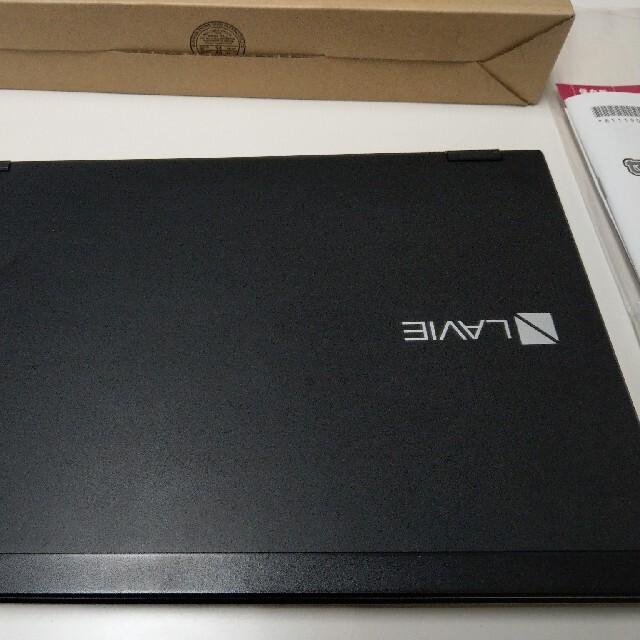 NEC(エヌイーシー)の美品 箱付き NEC LAVIE Hybrid ZERO HZ550/CAB スマホ/家電/カメラのPC/タブレット(ノートPC)の商品写真