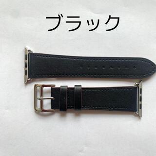 アップルウォッチバンド 本革 レザーベルト 42/44mm対応 (レザーベルト)