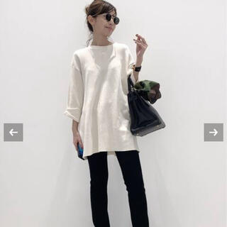 L'Appartement DEUXIEME CLASSE - BILLY/ビリー MILITARY THERMAL TOP  アパルトモン