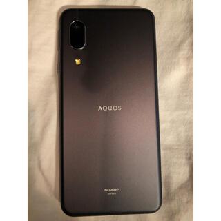 AQUOS - シャープ AQUOS sense3 basic SHV48 au SIMフリー