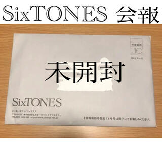 Johnny's - SixTONES 会報
