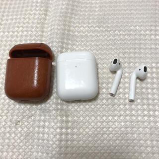 Apple - Apple Airpods 第2世代 バッテリーとイヤホン本体 完動品