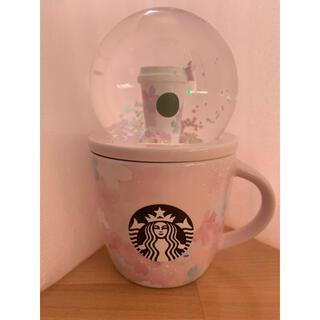 Starbucks Coffee - スターバックス 2021福袋 スノーグローブ