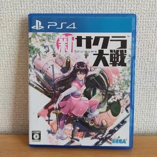 PlayStation4 - 新サクラ大戦 PS4 中古