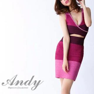 Andy - アンディグラマラス バンテージドレス