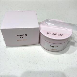 イグニス(IGNIS)のリッチピューレ80グラム(オールインワン化粧品)