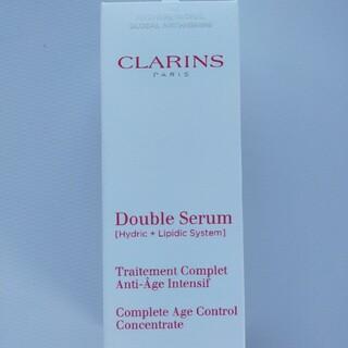 クラランス(CLARINS)の❴新品未開封❵ クラランス ダブル セーラム EX 30ml(美容液)