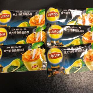 ユニリーバ(Unilever)の台湾 ウーロンミルクティー リプトン(茶)