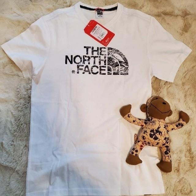 THE NORTH FACE(ザノースフェイス)の★THE NORTH FACE ザ ノースフェイス ロゴ半袖Tシャツ★ メンズのトップス(Tシャツ/カットソー(半袖/袖なし))の商品写真