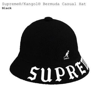Supreme - 新品L supreme kangol bermuda casual hat