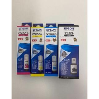 エプソン(EPSON)の新品 エプソン インク ヤドカリ ハリネズミ4本 セット(PC周辺機器)