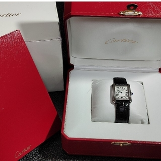 Cartier - カルティエ タンクソロ SM
