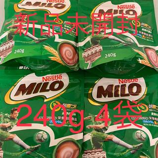 Nestle - ミロ オリジナル 240g 4袋