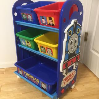 トーマス おもちゃ箱