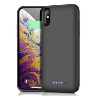 アップル(Apple)のiPhoneX/XS/10 対応 6500mAh バッテリー内蔵ケース(iPhoneケース)