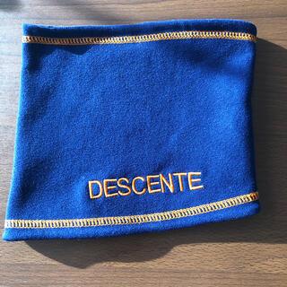 デサント(DESCENTE)のデサント ネックウォーマー キッズ(ウインタースポーツ)