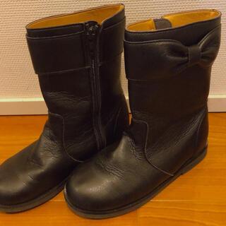 タルティーヌ エ ショコラ(Tartine et Chocolat)の♡タルティーヌエショコラ 18cm♡ ブーツ(ブーツ)