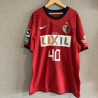 NIKE - 鹿島アントラーズ ユニフォーム XL 40番小笠原選手