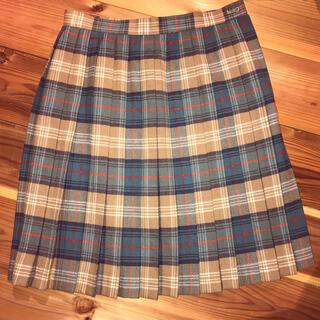 ザスコッチハウス(THE SCOTCH HOUSE)のTHE  SCOTCH HOUSE プリーツスカート150A(スカート)