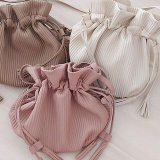 しまむら - 人気の巾着バッグ