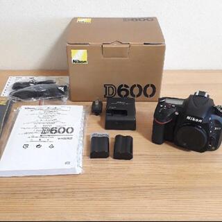 Nikon - 1/30日までそれ以降は消します。d600