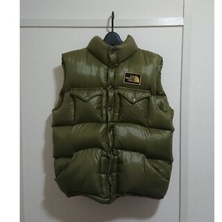 THE NORTH FACE - THE NORTH FACE ダウンベストND19606M サイズ L