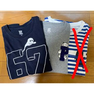 グラニフ(Design Tshirts Store graniph)のTシャツ×2  graniph(Tシャツ/カットソー(半袖/袖なし))
