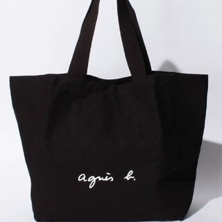 agnes b. - アニエスベー トートバッグ agnes b. カバン ショルダー リュック L