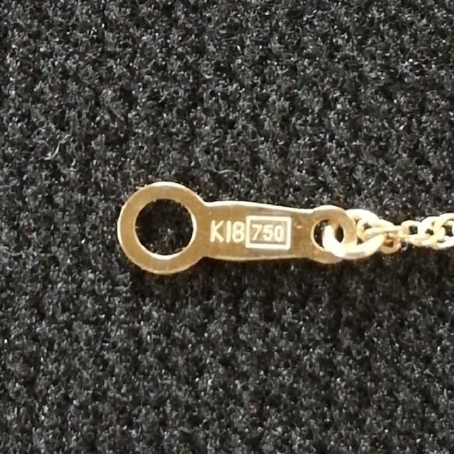 AHKAH(アーカー)のAHKAH クロスネックレス レディースのアクセサリー(ネックレス)の商品写真