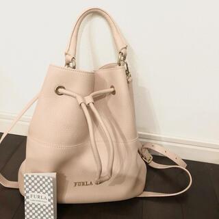 Furla - FURLA 巾着型バッグ ピンク