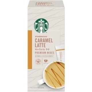 Starbucks Coffee - スターバックス プレミアム ミックス キャラメル ラテ1箱4P