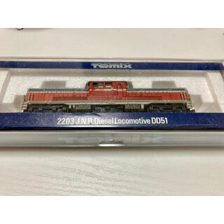 タカラトミー(Takara Tomy)のTOMIX DD51 Nゲージ(鉄道模型)