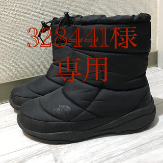 THE NORTH FACE - THE NORTH FACE W Nuptse Bootie  26cm