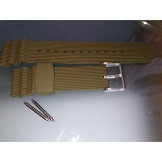 SEIKO - 美品 セイコー プロスペックス SNE547 オリーブグリーンシリコンベルト