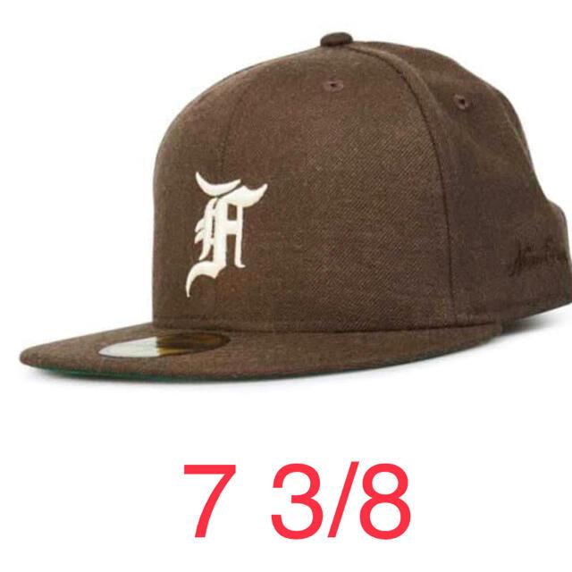 FEAR OF GOD(フィアオブゴッド)のFear od god new era  Essentials メンズの帽子(キャップ)の商品写真
